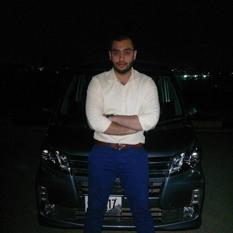 Haaris Hussain